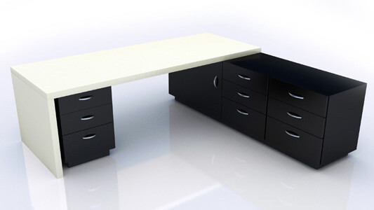 Executive Table : ET - 553