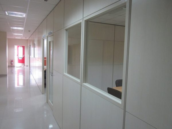 Office Modular Partition